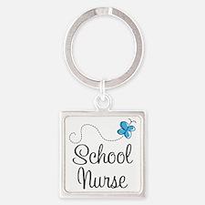 School Nurse Gift Keychains
