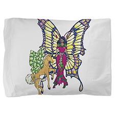 Butterfly Princess Pillow Sham
