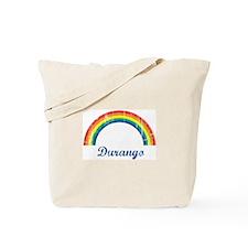 Durango (vintage rainbow) Tote Bag