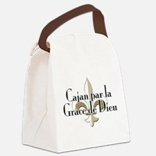 Cajan par la Grace Canvas Lunch Bag