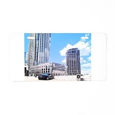 Trans Am Skyline Aluminum License Plate