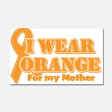 Cool Multiple sclerosis walk in my shoes Car Magnet 20 x 12