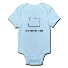 The Beaver State Body Suit