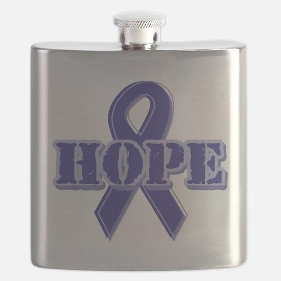Thyroid cancer survivor Flask