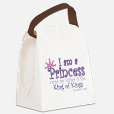 Cute God Canvas Lunch Bag