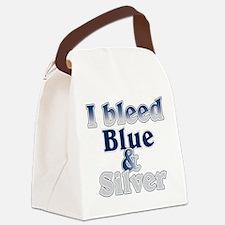 Cute Dallas cowboy Canvas Lunch Bag