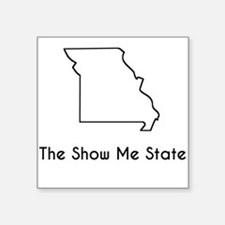 The Show Me State Sticker