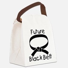 Funny Judo Canvas Lunch Bag