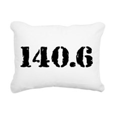 140.6 Rectangular Canvas Pillow