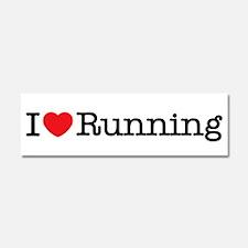 Cute Running Car Magnet 10 x 3