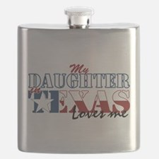 Cute Mother daughter Flask
