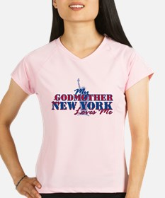 My Godmother in NY Performance Dry T-Shirt