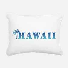 Cute Hawaii Rectangular Canvas Pillow
