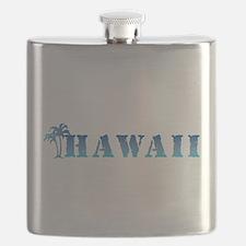 Unique Hawaii Flask