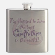 Blessed Godfather PK Flask