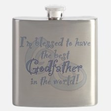 Blessed Godfather BL Flask
