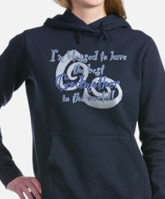Blessed Godmother BL Women's Hooded Sweatshirt