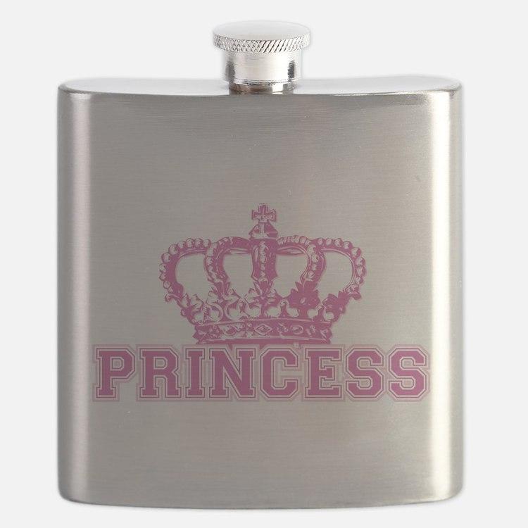 Crown Princess Flask