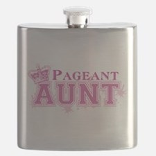 Cool Pageant queen Flask