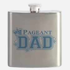 Funny Pageant queen Flask