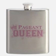 Pageant Queen Flask