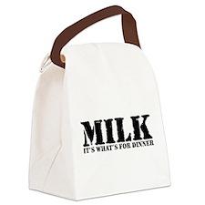 Cute Breast feed Canvas Lunch Bag