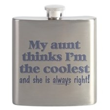 My Aunt Thinks Flask