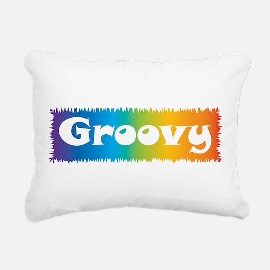 Cute Tye dye Rectangular Canvas Pillow
