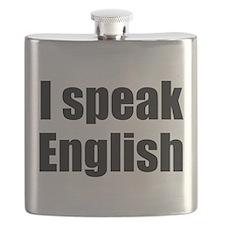 Funny Speak english Flask
