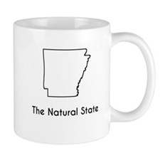 The Natural State Mugs