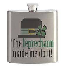 Leprechaun made me Flask