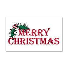 Cute Christmas Car Magnet 20 x 12