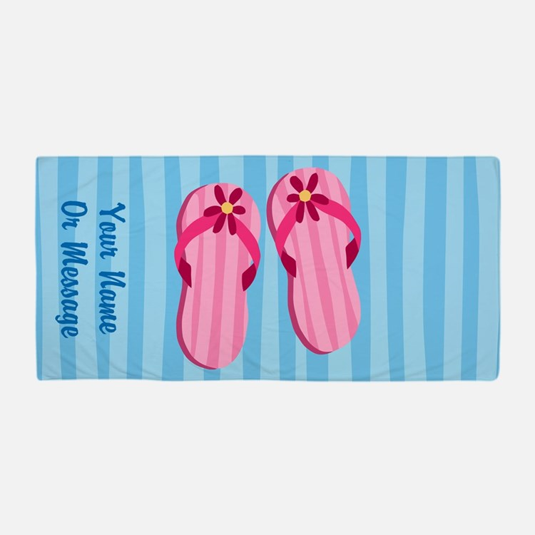 Personalized Beach Towel For Toddler: Personalized Beach Towels