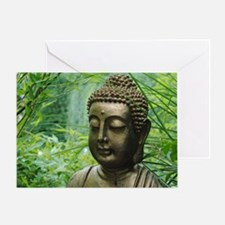 Cute Eastern philosophy Greeting Card