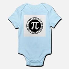 Pi sign in circle Body Suit