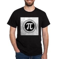Pi sign in circle T-Shirt
