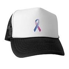 Pink Blue Awareness Trucker Hat