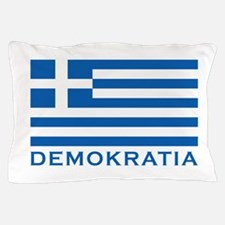 Demokratia Pillow Case