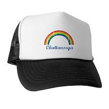 Chattanooga (vintage rainbow) Trucker Hat