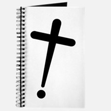 Exclamation-Cross Journal