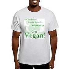Go Vegan! T-Shirt