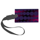 Vasarely Luggage Tags