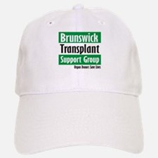 Brunswick Transplant Support Group logo Baseball C