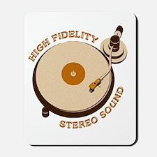 High Fidelity Mousepad