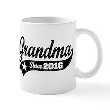Grandma Since 2016 Mug