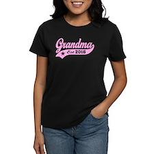 Grandma Est. 2016 Tee