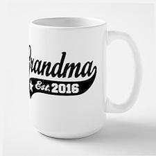 Grandma Est. 2016 Mug