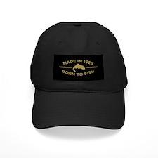 1925 Birthday Fishing Baseball Cap