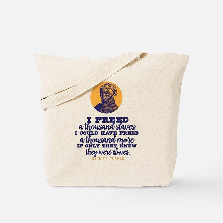 Cute Harriet tubman Tote Bag