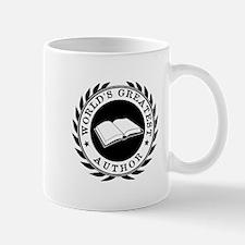 World's Greatest Author Mugs